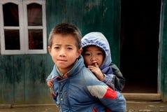 Enfant indien Photo libre de droits
