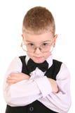 Enfant intelligent Images stock