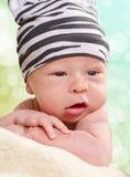 Enfant 14 jours Photographie stock libre de droits