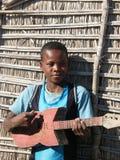 Enfant malgache indigène Photos libres de droits