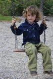Enfant malheureux Images libres de droits