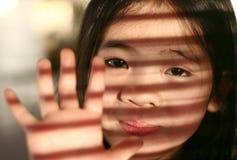 Enfant mignon Photographie stock