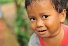 Enfant pleurant Photos libres de droits