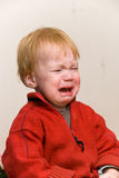Enfant pleurant Image libre de droits