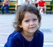 Enfant préscolaire Images libres de droits