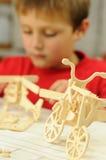 Enfant pratique Image libre de droits