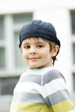 Enfant riant Images stock