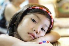 Enfant seul photographie stock