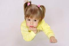 Enfant triste. Images stock