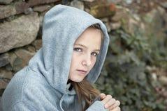 Enfant triste photographie stock libre de droits