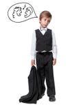 Enfant triste Image libre de droits