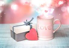 Enfantez l'icône du ` s de Valentine de jour du ` s Photo stock