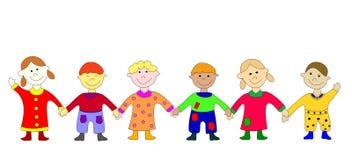 Enfants Image stock