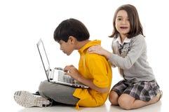 Enfants image libre de droits