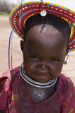 Enfants africains Photos stock