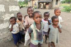 Enfants africains Images stock