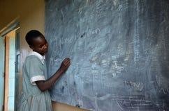 Enfants africains Image libre de droits