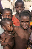Enfants africains Images stock