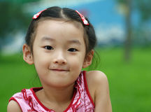 enfants chinois beaux Images stock