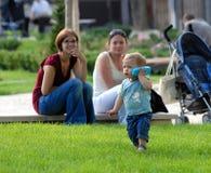 Enfants colombes 3 royalty-vrije stock foto's