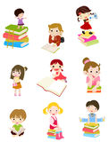 Enfants d'été Photos stock
