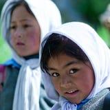 Enfants de Balti dans Ladakh, Inde Image libre de droits