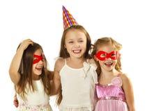 Enfants de carnaval Images stock