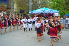 Enfants de danse Image libre de droits