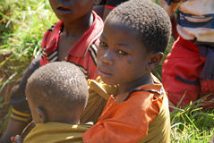 Enfants de la Tanzanie Afrique 62 Photos stock