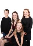 Enfants de mêmes parents ou garde d'enfants Images stock