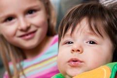 Enfants de mêmes parents Photographie stock libre de droits