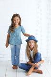 Enfants de mode Image libre de droits