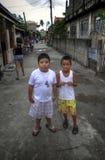 Enfants de rue Photographie stock