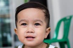 Enfants de sourire Image libre de droits