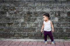 Enfants de sourire Images libres de droits