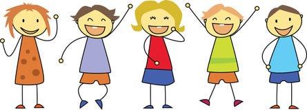 https://thumbs.dreamstime.com/t/enfants-dessinant-sourire-heureux-d-enfants-59029833.jpg