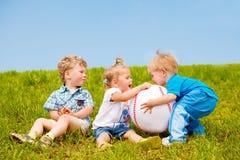 Enfants en bas âge photographie stock libre de droits