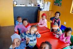 Enfants en bas âge Photo libre de droits