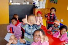 Enfants en bas âge Images libres de droits