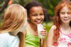 Enfants en bonne santé Image libre de droits
