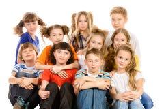 Enfants ensemble Photographie stock