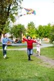 Enfants espiègles Photos stock