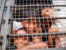 Enfants indiens Photos libres de droits
