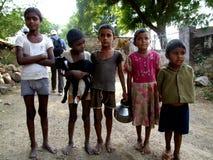 Enfants indiens Photo stock