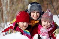 Enfants mignons Photographie stock