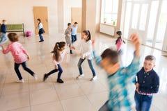 Enfants pendant la coupure Photos libres de droits