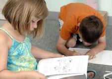 Enfants préscolaires Image stock