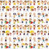 Enfants sans joint Image stock