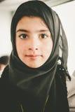 Enfants venant à l'école dans Skardu, Pakistan Photographie stock