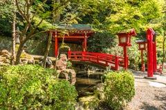 Enfer d'Umi Jigoku ou de mer à Beppu, Oita, Japon photos libres de droits